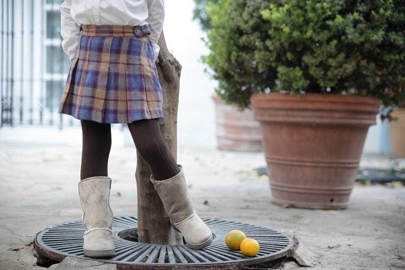 La moda degli stivali australiani non conosce età