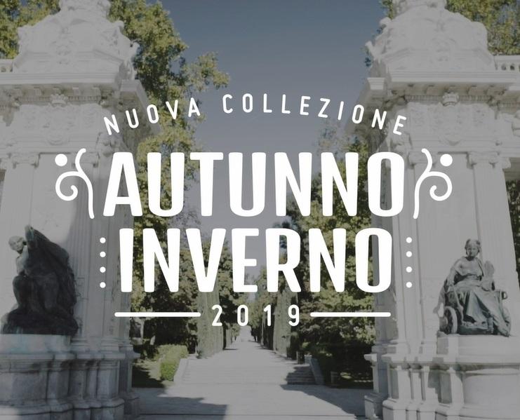 VIDEO DELLA NUOVA COLLEZIONE AUTUNNO INVERNO 2019 DI PISAMONAS!