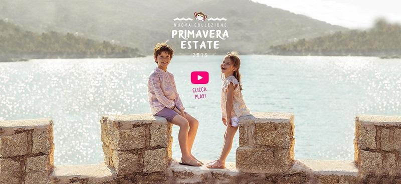 È GIÀ QUI IL VIDEO DELLA NUOVA COLLEZIONE PRIMAVERA ESTATE 2019 DI PISAMONAS!