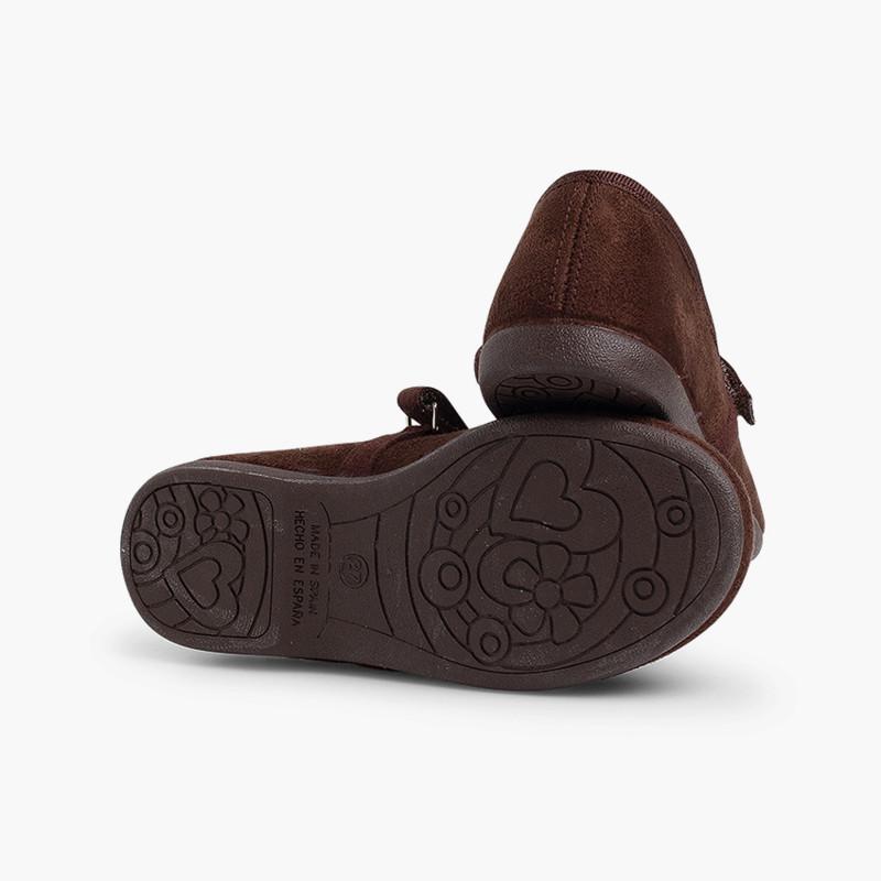 Scarpe Bambina Velcro