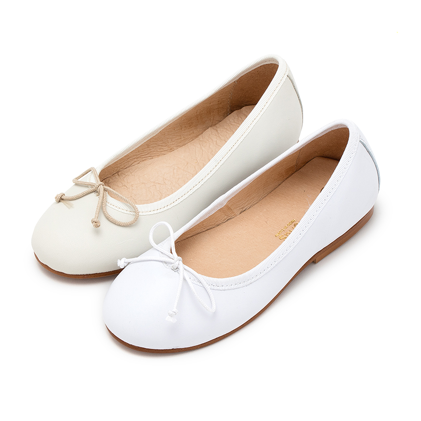 Comprare Ballerine Bambina Pelle Comunione 6825c3aaaab