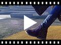 Video from Stivali senza tacco con Borchie Luccicanti