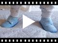 Video from Scarpe per Stare a Casa Tipo Stivaletti con Stelline