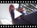 Video from Ballerine con Laccio di Velluto e Strass
