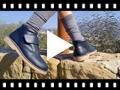 Video from Polacchini di pelle per la Scuola Stivaletti con Velcro