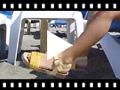 Video from Sandali Bio Pelle e Cinturino Tessuto