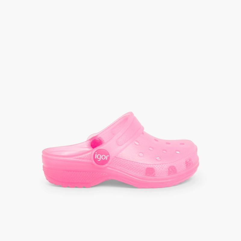 Zoccoli di gomma per bambini