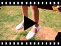 Video from Espadrillas ricamate per bambine con fibbia