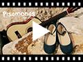 Video from Ballerine Nastri Raso Chiusura Cinturino
