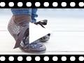 Video from Scarpe Blucher Donna e Bambina stampa Cocco