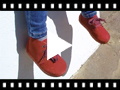 Video from Scarpe in Pelliccia con Lacci