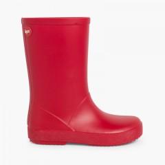 Stivali di gomma per bambini Splash di Igor Rosso