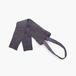 Leggings per bambini con cinturini elastici Gris Medio
