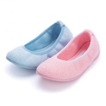 buy online fa564 c1518 Comprare Pantofole Casa Bambina Spugna tipo Ballerine