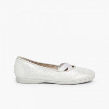 scarpe classiche prese di fabbrica prezzo migliore Comprare Ballerine da bambina con brillantini