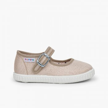 best website 9d6fa 62fc9 Ballerine cinturino fibbia con brillantini | Sneakers brillanti