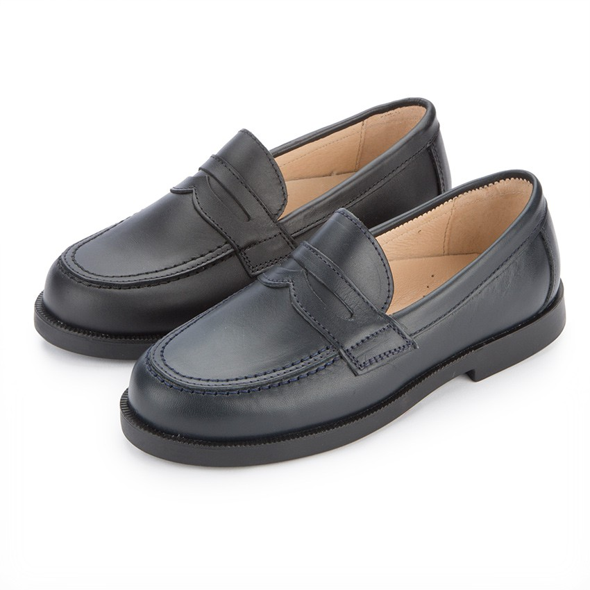 Scarpe Back to School Bambino Mocassini
