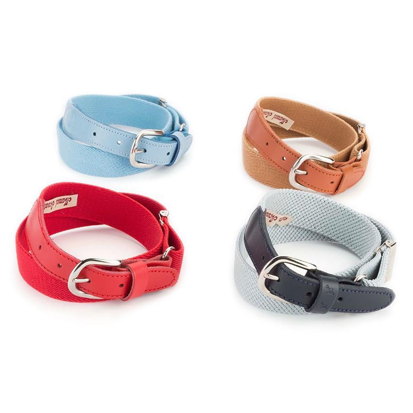 Cintura Elastica Liscia Bambini
