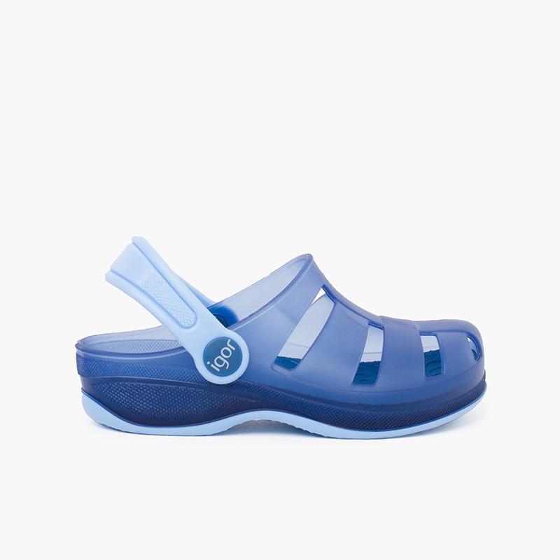 Zoccoli Surfi in gomma per bambini