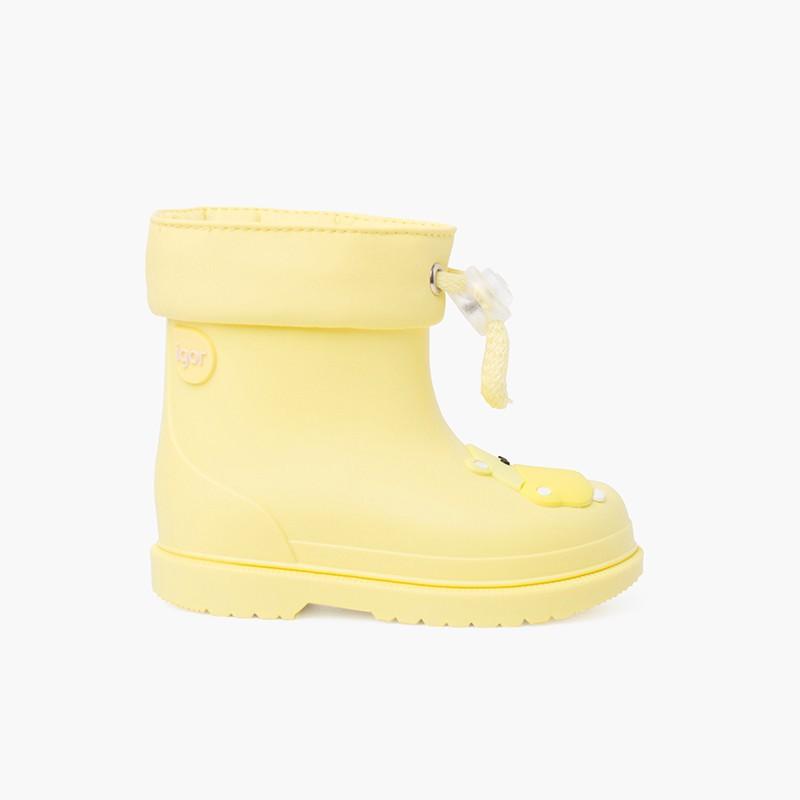 Stivali di gomma bambini Ippopotamo