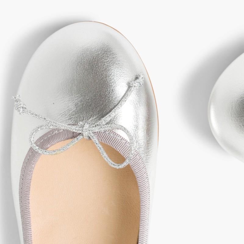 Ballerine Bambina Pelle Colorate