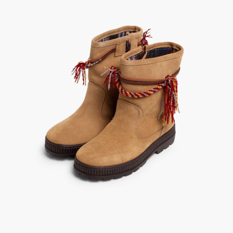 Stivali Hippie invernali per Bambina