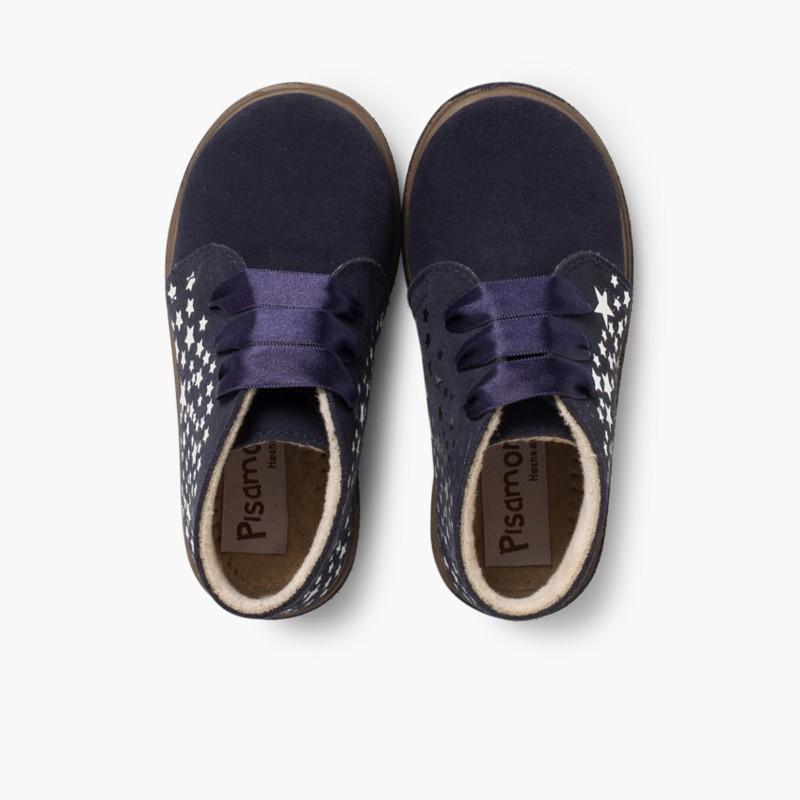 Stivali Primi passi con Stelle Blu