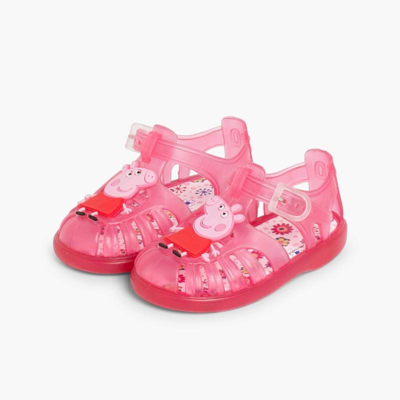 Sandali granchietti bambina di Peppa Pig