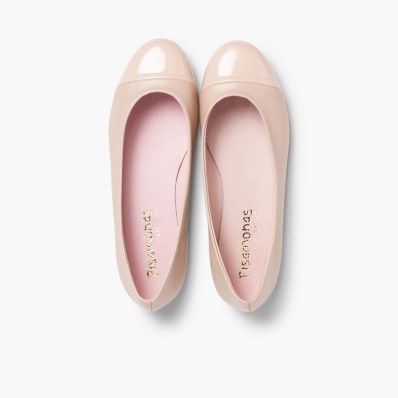 Ballerine Bambina Vernice e Nappa