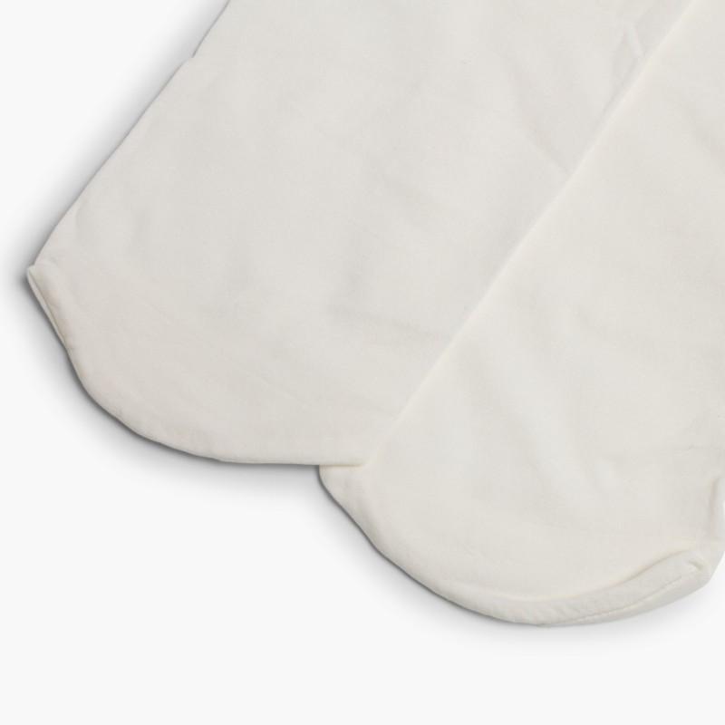 Calzamaglie Bambina Microfibra Condor Crema