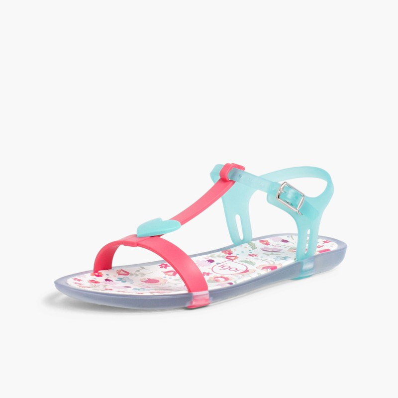 Sandali di gomma Tricia Love