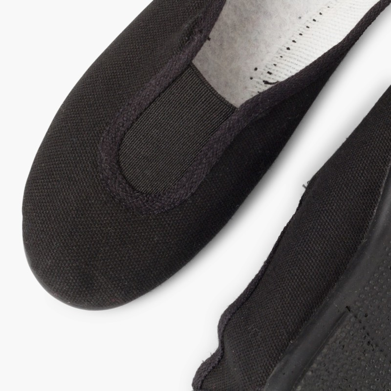 Sneakers tela Nero