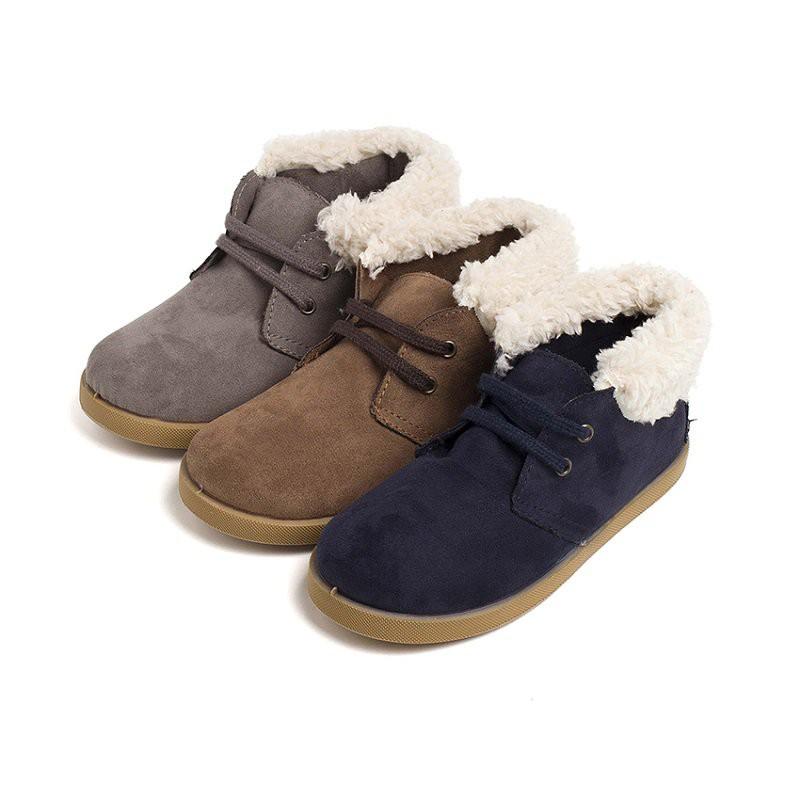 Stivali agnello bambino e bambina