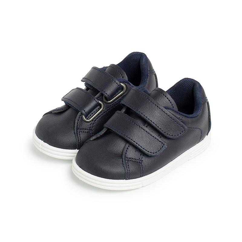 Scarpe sportive Neonato e Bambino Pelle Lavabile