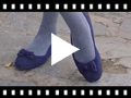 Video from Ballerine Doppio Laccio Bambina e Donna
