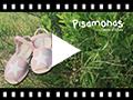 Video from  Sandali Minorchine Bambini Nabuk con Stella e Velcro