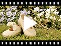 Video from Scarpe con Cinturino a Fiocco Tela Velcro