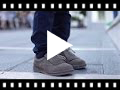 Video from Scarpe Oxford Bambini Frange