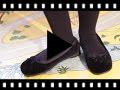 Video from Ballerine donna e bambine velluto trapuntate