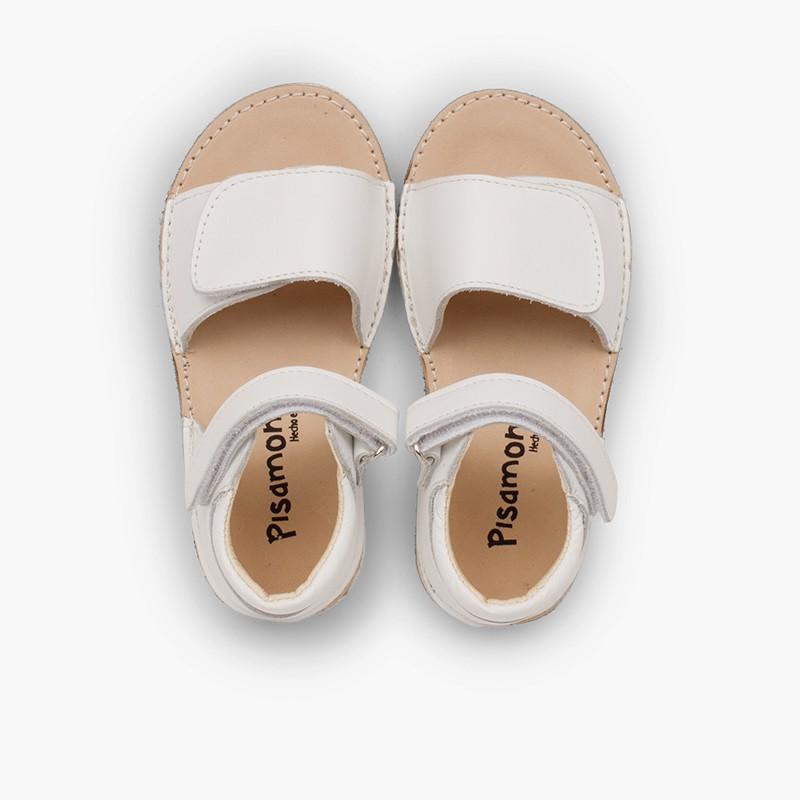 Sandali primi passi doppio velcro