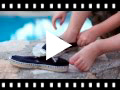 Video from Espadrillas bambini con elastico