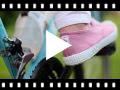 Video from Scarpe Tela Punta Gomma Senza Lacci
