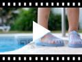 Video from Sandali granchietti tinta unita