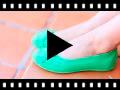 Video from Ballerine Bambina Tela Laccetto