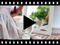 Video from Scarpe Bambina di Lino Velcro fino