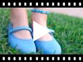 Video from Scarpe Bambina Tela Velcro fino