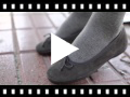 Video from Ballerine Scarpe Scamosciate Nastro fino