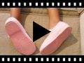 Video from Pantofole Casa Bambina Velcro Spugna