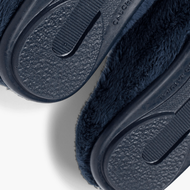 Pantofole casa in morbido pelo
