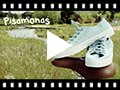 Video from Sneakers Lacci Tela Slavata